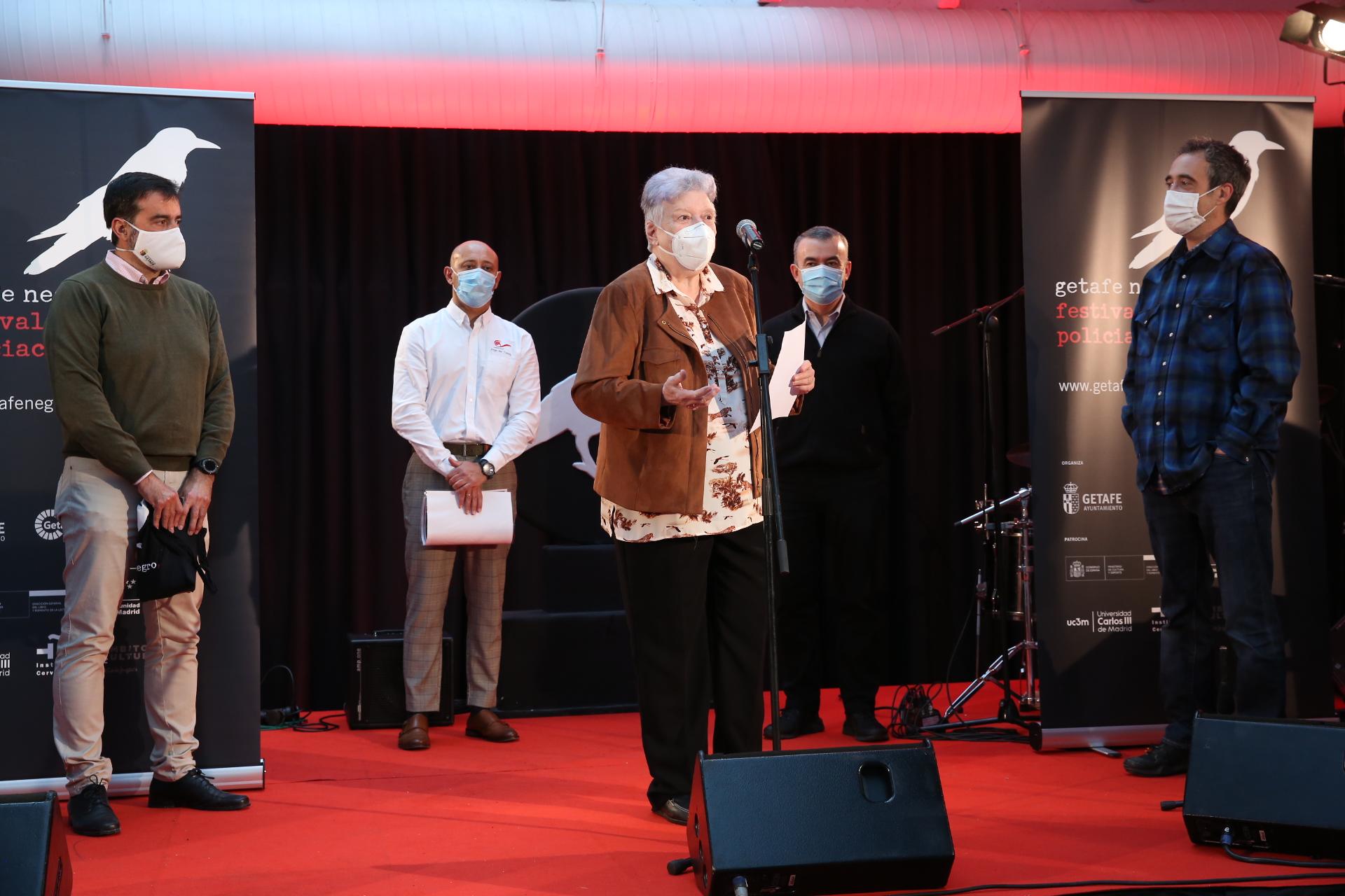 Entrega Premio Concurso Microrrelatos 2020