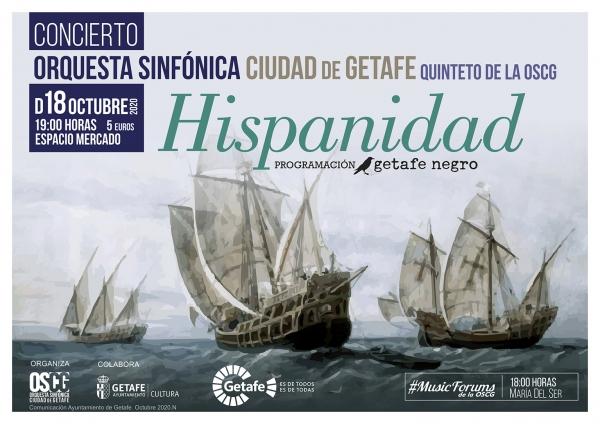 Concierto Hispanidad