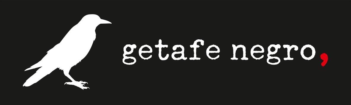 Getage Negro - logo apaisado