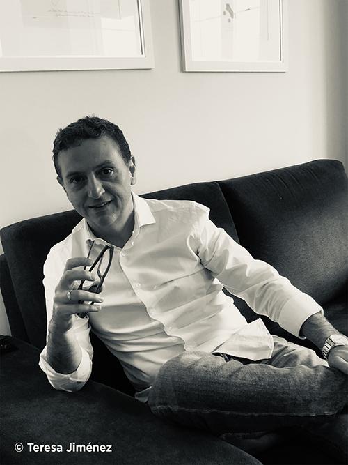 Roberto Sánchez © Teresa Jiménez